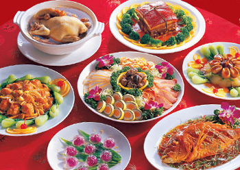 chinese new year cuisine - Traditional Chinese New Year Food